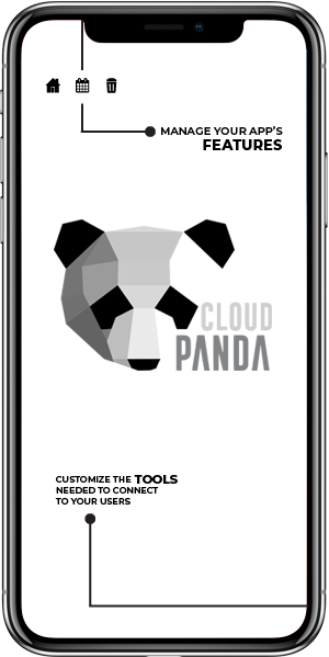 Cloud Panda PH Iphone X